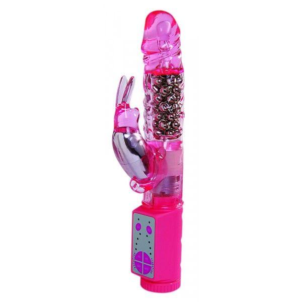 Me You Us Super Rabbit Vibrator Pink