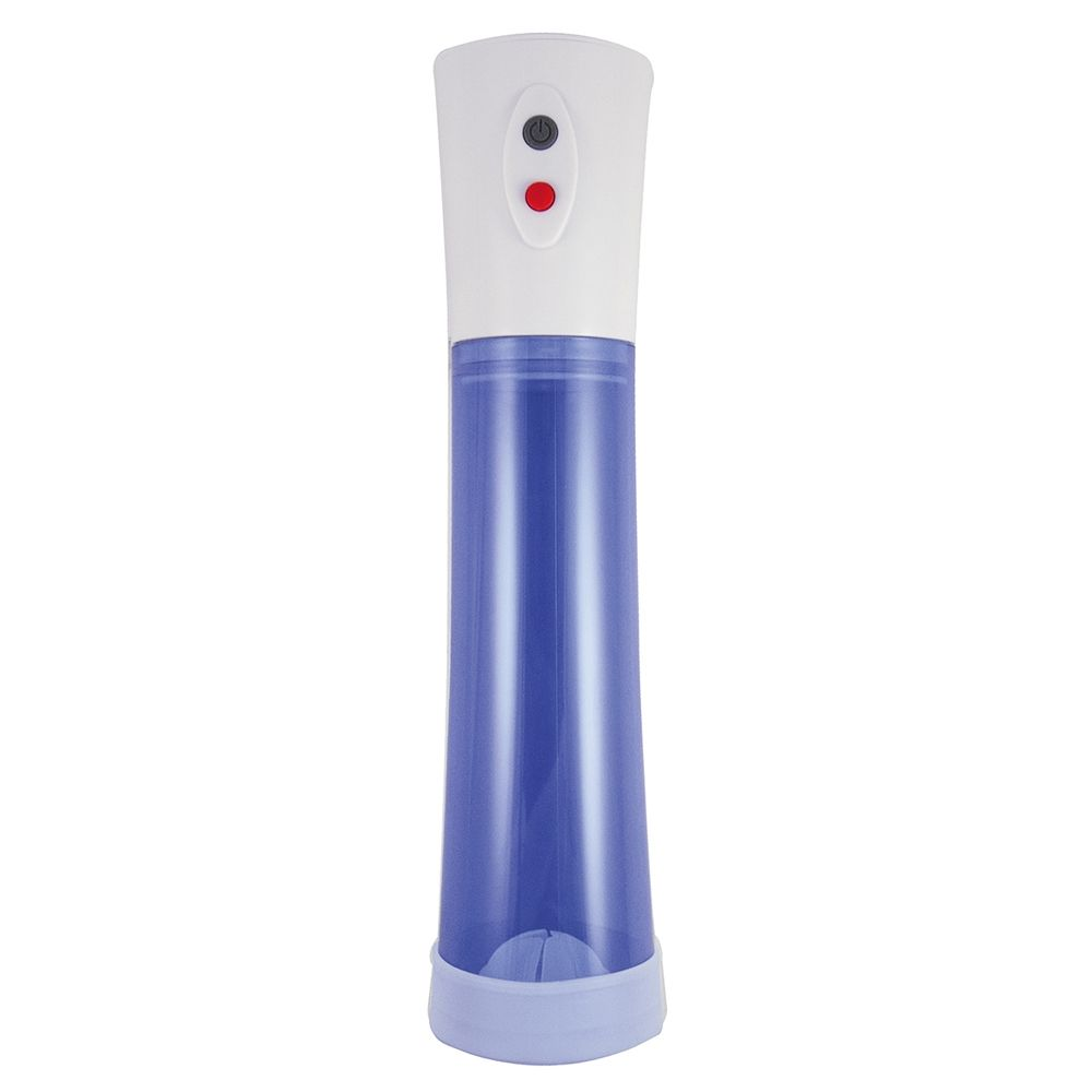 Nasstoys Commander Electric Pump Blue 6.5in