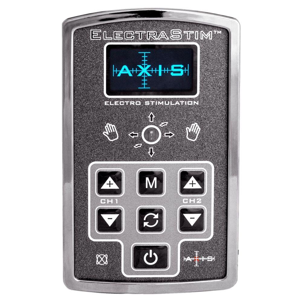 ElectraStim AXIS Electro Stimulator  Black/Silver