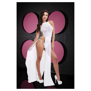 Seductive Lace Gown