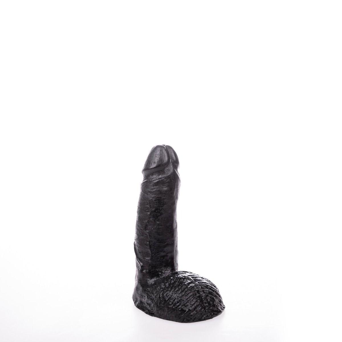 Hung Systems Marcel Dildo HT16B Black