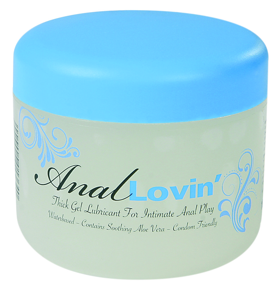 Image of Anal Lovin Lubricant 100ml