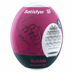 Satisfyer Bubble Masturbator Egg
