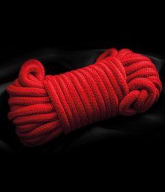 Fetish Dreams Bondage Rope 5m Red