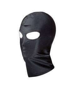 Fetish Dreams Mask Be Quiet  Black