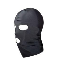 Fetish Dreams Mask All Senses Black