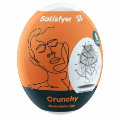 Satisfyer Crunchy Masturbator Egg