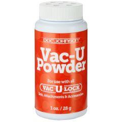 Vac-U-Lock Powder White