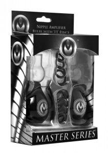 Pyramids Nipple Amplifier Bulbs w/ O Rings