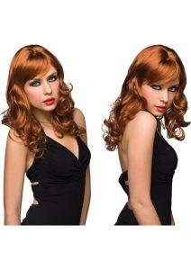 Aubrey Red Wig