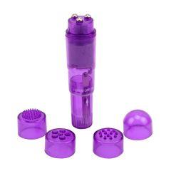 Chisa Novelties The Ultimate Mini-Massager Purple