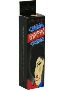 CHINA NYMPHO CREAM .5 oz