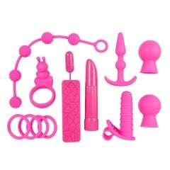 Excellent Power The Insider Deluxe Couple Kit Pink