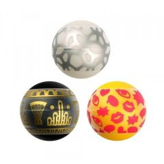 Me You Us Atelier Stroker Ball 3 Pack Clear/Multi