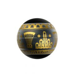 Me You Us Deco Stroker Ball Clear/Black