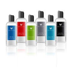 Me You Us 100ml Bottles Silk Slix, Aqua Slix Warming, Slix Prime, Aqua Slix Cooling, Aqua Slix, Anal Slix Pack