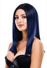 Nicole Purple Wig