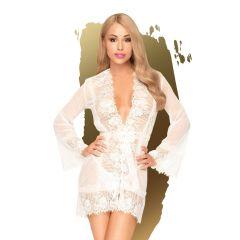 Penthouse Hypnotic Power Kimono Set White XL