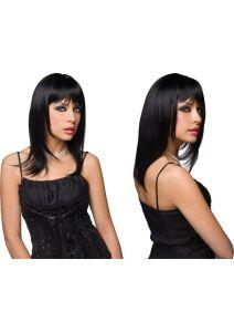 Steph Black Wig
