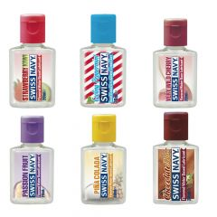 Swiss Navy Flavoured Lubricant Travel Size