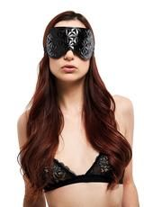 Diamond Eyemask - Black