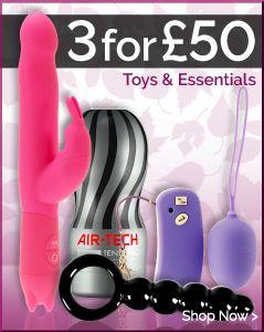 We've got your bank holiday sex essentials sorted!