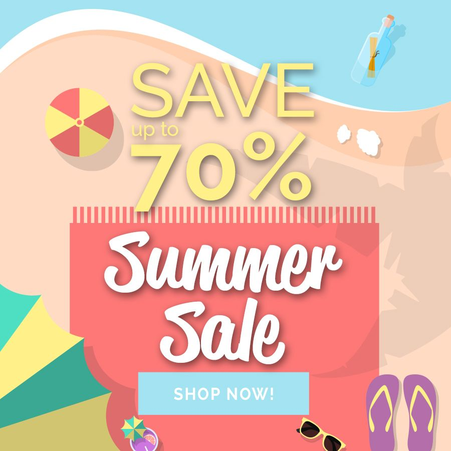 Our Summer Sale is now on! Browse our highlights