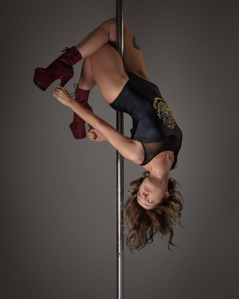 Rachel talks about her favourite Lingerie for Pole Dancing