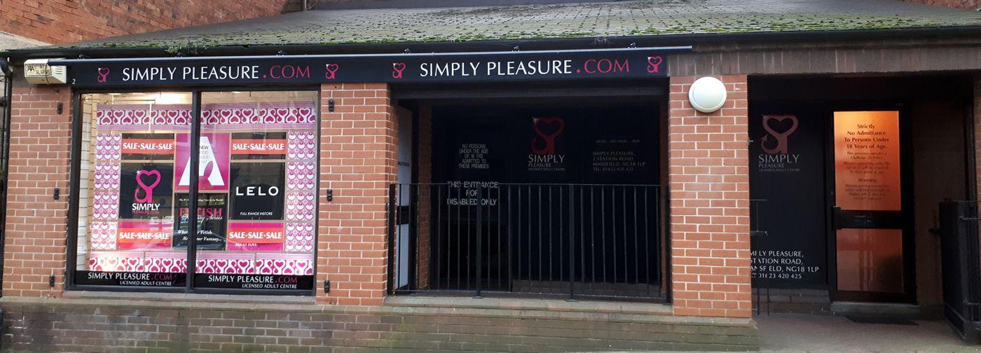 Mansfield Simply Pleasure
